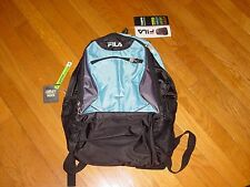FILA  Filatech TEMPO BACKPACK, Book, Computer, Laptop Bag  NEW  BLUE /  BLACK