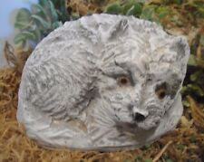 Dog plastic mold Poly plastic Westie / terrier casting mold reusable