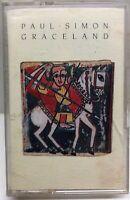 Paul Simon Graceland Cassette Tape 4-25447