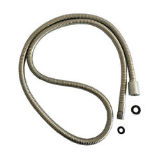 Kitchen Pull-down Faucet Pull-Out Spray Head Replacement Hose Bruhsed Nickel