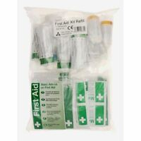 SAFETY FIRST AID HSE FIRST AID KIT REFILL 1-10 PERSONS R10S TOP QUALITY ITEM