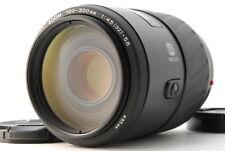 Minolta AF Zoom 100-300mm f/4.5-5.6 #1936085