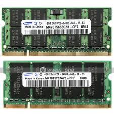 6GB 4GB+2GB 800 MHz DDR2 SDRAM Memory F iMac 24Inch Early 2008 MB398LL/A  A1225