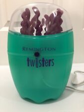 Remington Twisters Curlers Hot Rollers Bendable Spiral Twists Hair Tool
