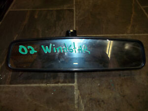 1996-2003 FORD WINDSTAR Interior Rear View Mirror