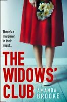 The Widows' Club by Amanda Brooke 9780008219215 | Brand New | Free UK Shipping