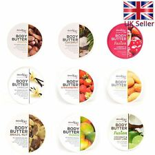 Naturally Rich Body Butter 220ml - Vegan Friendly - Assorted Flavours