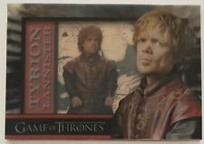 RITTENHOUSE GAME OF THRONES SEASON 1 SHADOWBOX P. DINKLAGE AS TYRION LANNISTER