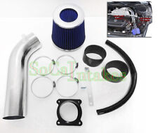 Black Blue Air Intake Kit & Filter For 2003-2006 Infiniti FX35 3.5L V6