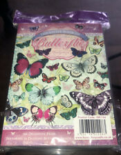 Hunkydory The Little Book of Jewelled Butterflies 144 Pages 24 Designs
