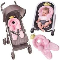 Baby Stroller Cushion Car Seat Cover Neck Protection Pad Body Support Pillow