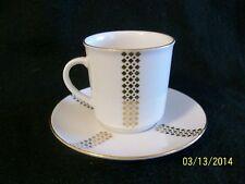 Vintage Winterling Rosiou Porcelain Demi Cup & Saucer