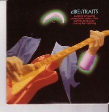 "Dire STRAITS ""SAME"" 4 Track CARD SLEEVE CD Maxi"