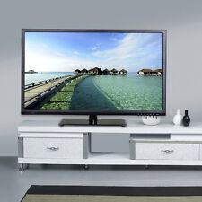 TV Stand Tabletop Base Holder TV Mount Bracket For 32''-55'' Inch LED LCD PLASMA