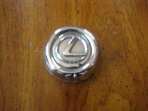 Lexus GS300 GS400 GS430 chrome wheel center cap hubcap emblem badge 1998-2005