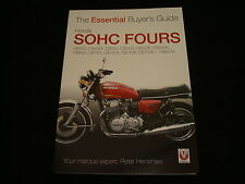 HONDA SOHC FOURS  BY PETER HENSHAW PAPERBACK 2010 1st EDITION BRAND NEW