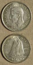 Canada : 1947 10 Ct  AU  IR215