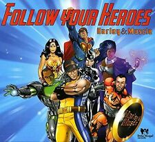 HARLEY & Muscle-follow your heroes 2 CD NUOVO