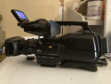 Sony Hvr-Hd1000N Camcorder with some accessories and manual Used As Is