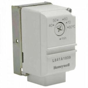 HONEYWELL L641B 1004 LOW LIMIT PIPE THERMOSTAT
