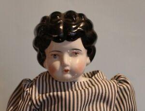 "German China Head Doll,  20"""