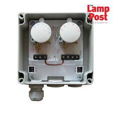 LOTTO N. Termici GP-T doppio termostato di impostazione per grondaia protezione congelamento Cavo