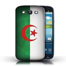 STUFF4 Case/Cover for Samsung Galaxy S3/SIII/Flags/Algeria/Algerian