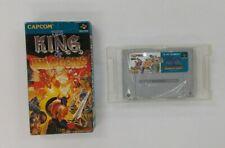 KING OF DRAGONS   With Box   Nintendo Super Famicom  SFC SNES Japan USED