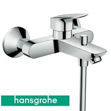"HANSGROHE LOGIS SINGLE LEVER BATH MIXER 1/2"" 71400000 CHROME NEW"