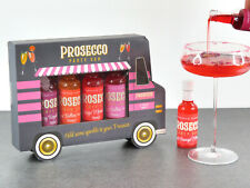 Prosecco Drink Mixers Van Truck Christmas Birthday Novelty Present CLEARANCE