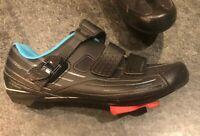 Peloton - Shimano RP3 Cycling Shoes SH-RP300 Black - 40 (US 7.8) Womens