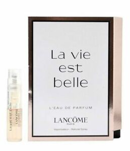 LANCOME La Vie Est Belle L'Eau De Perfume Spray - 1.2ml/ Sample Spray