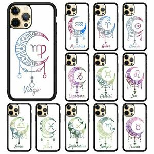 PHONE CASE FOR IPHONE ASTRONOMY ZODIAC SIGN HOROSCOPE MOON DREAM CATCHER COVER