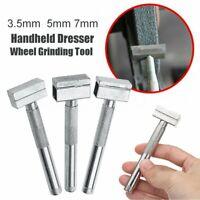 Diamond Grinding Wheel Stone Dresser Handheld Tool Bench Grinder Disc