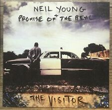 The Visitor by Neil Young/Promise of the Real (CD, Dec-2017)