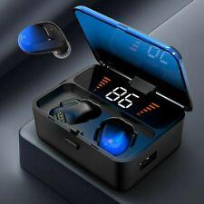 1Pair TWS Wireless Bluetooth 5.0 Earphones Earbuds Headphones For iPhone Android