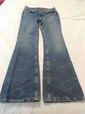 "Womens ARIZONA Jean Co. Low Rise Jeans Size 9A Average Waist 31"" Inseam 30.5"""