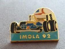 PIN'S F1 FORMULA ONE WILLIAMS GRAND PRIX DE IMOLA 92 CASQUE MANSELL NIGEL