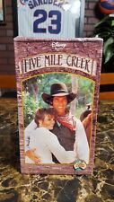 NEW DISNEY FIVE MILE CREEK VOL 6 VHS VIDEO Australia 80's TV show OOP SEALED