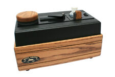 NITTY GRITTY RECORD MASTER 2 VINYL CLEANING MACHINE IN OAK OR CHERRY FINISH NEW