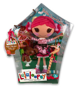 Lalaloopsy Toffee Cocoa Cuddles Doll Large, New In Box. Now Discontinued.
