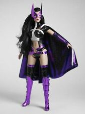 "Tonner Huntress Deluxe Exclusive DC Stars 17"" Athletic Body LE200 NEW COA NRFB!"