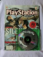 Official PlayStation Magazine & Demo Disc 18 Vol 2 Issue 6 - Silent Hill Cover
