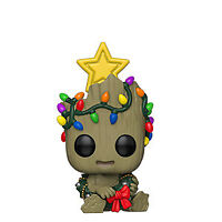 Funko Pop! Marvel: Holiday - Groot Vinyl Figure