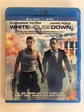 WHITE HOUSE DOWN BLU RAY DVD JAMIE FOXX