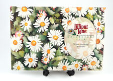 Lilliput Lane Collectors Club Writing Sheets and Envelopes - 2 packs