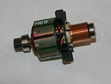 Anker Rotor Makita BDF 451 BHP 451 Motor Orginal 619165-3