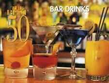 NEW - The Best 50 Bar Drinks (Best 50 Recipe) by Meilach, Dona Z.