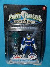 Power Rangers In Space BLUE MEGA RANGER 100% IN BOX