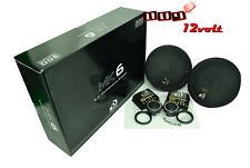 "Massive Audio MK6 300 Watts 6.5"" 2-Way Car Component Speaker System W/ Crossover"